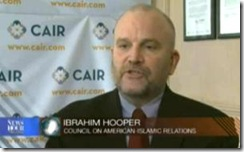 CAIR Communications Director Ibrahim Hooper